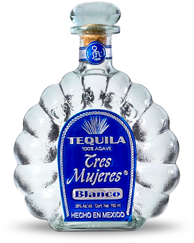 Tequila Tres Mujeres - Blanco